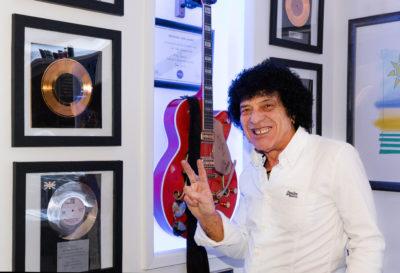 Ray at home