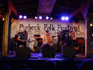 Photo by Siân Court - SKC Photography - Purbeck Folk Festival - 23.08.14 - Idlewild