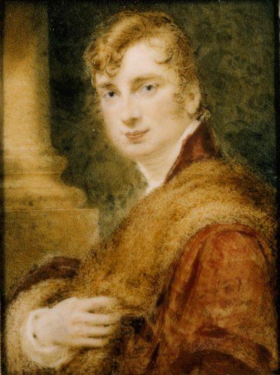 William John Bankes of Kingston Lacy (c) National Trust