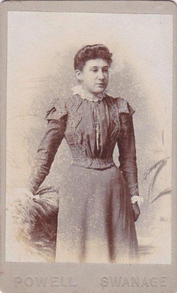 Louisa Churchill